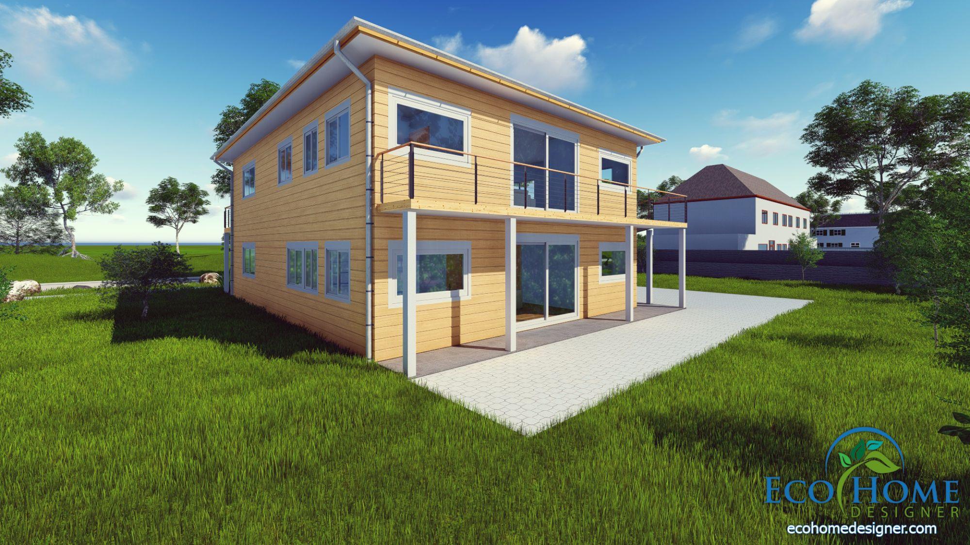4 Bedroom Designer Homes
