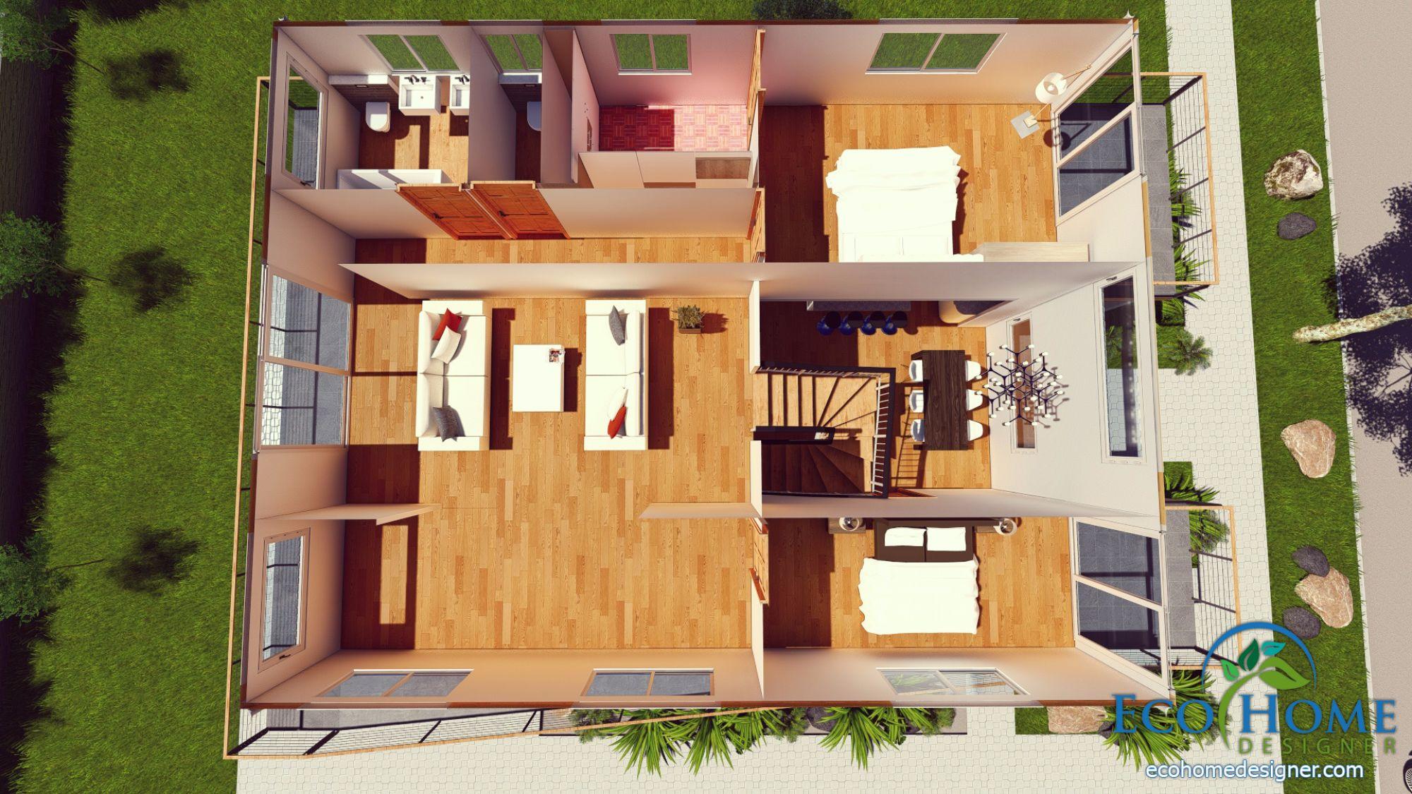 Bedroom Layout Dwg