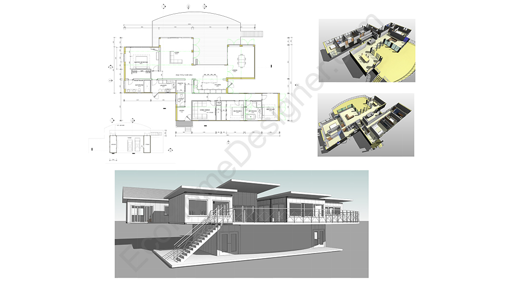 Custom home design software reviews 28 images home designer architectural 2017 review izavbo - Container home software ...
