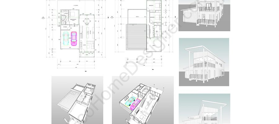 shipping container plans Australia