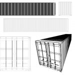 12m HighCube Container Plans 1