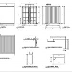 12m HighCube Container Plans 3