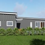SCH24 Shipping Container Studio Cat Home 3