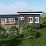 SCH24 Shipping Container Studio Cat Home 4
