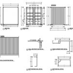 Shipping container details 3